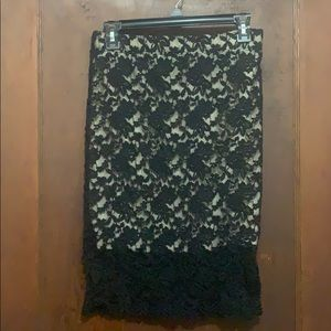 Rue21 Lace Skirt